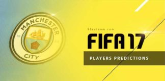 FIFA 17 Ratings: Premier League Players Predictions - Manchester City