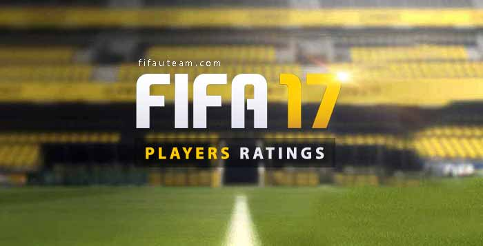 FIFA 17 Ratings Predictions of the Best FUT Players