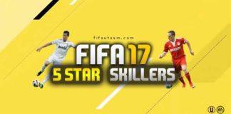 FIFA 17 Skillers - FIFA 17 Ultimate Team Five Star Skill Players