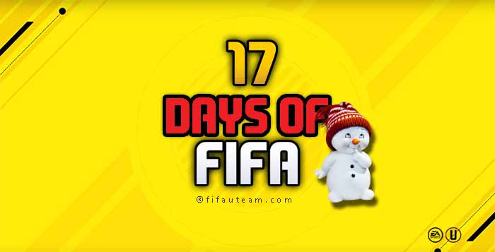 17 Days of FIFA Guide for FIFA 17 - FUT Biggest Social Giveaway