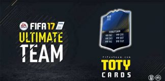 FIFA 17 TOTY Cards Guide – FUT 17 Team of the Year IF Players