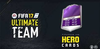 FIFA 17 Hero Purple Cards Guide - FUT Heroes In Form Players