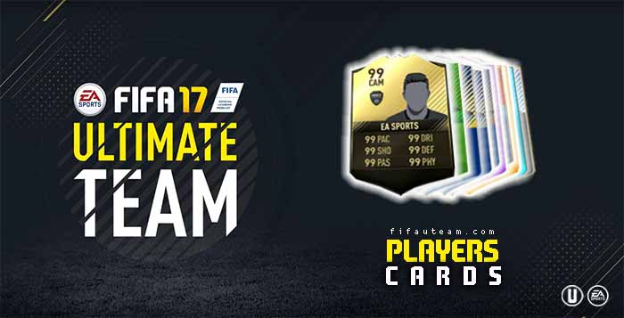FIFA 17 Players Cards Guide - Cards Colours and Categories