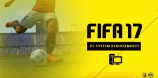 FIFA 17 PC System Requirements - Minimum & Recommended Specs