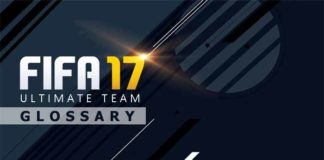 FIFA 17 Glossary and Abbreviations for FIFA Ultimate Team (FUT)