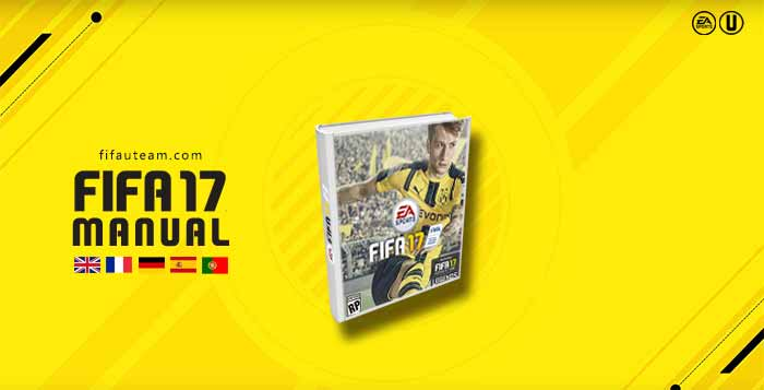 FIFA 17 Manual - Digital Game Manual Instructions