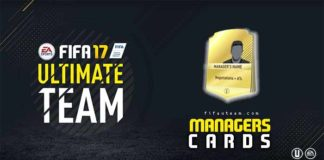 FIFA 17 Managers Cards Guide for FIFA 17 Ultimate Team