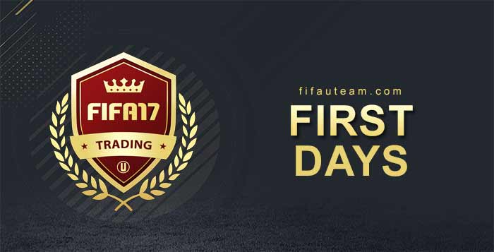 FIFA 17 Trading Guide for the First Days - Webstart & Game Release
