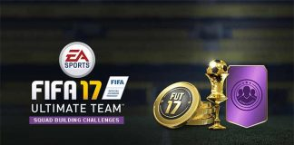 FIFA 17 Squad Building Challenges Rewards and Teams Suggestions