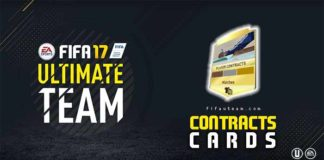 FIFA 17 Contract Cards Guide for FIFA 17 Ultimate Team