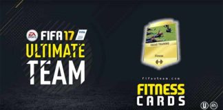 FIFA 17 Fitness Cards Guide for FIFA 17 Ultimate Team