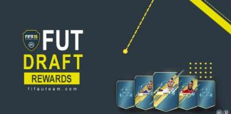 FUT Draft Rewards for FIFA 17 Online and Single Player