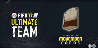 A 17 Movember Cards Guide - FUT 17 Charity Players Cards