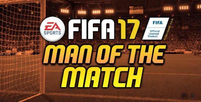 FIFA 17 Man of the Match - Complete List of FUT MOTM Orange Cards