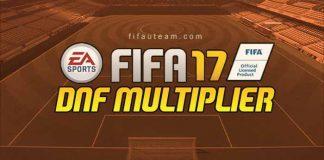 DNF Multiplier Guide for FIFA 17 Ultimate Team