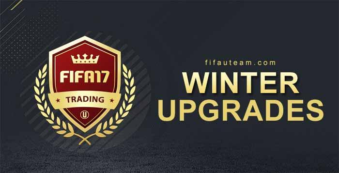 Trading during the FIFA 17 Winter Upgrades Season