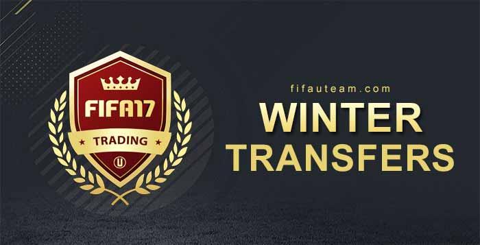 FIFA 17 Winter Transfers Prices Analysis