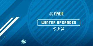 FIFA 17 Winter Upgrades Prediction - Head to Head Seasons Upgrades