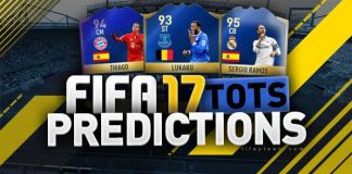FIFA 17 TOTS Predictions of Every Single Team of the Season