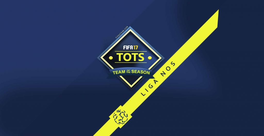 FIFA 17 Liga NOS Team of the Season (Portuguese League)
