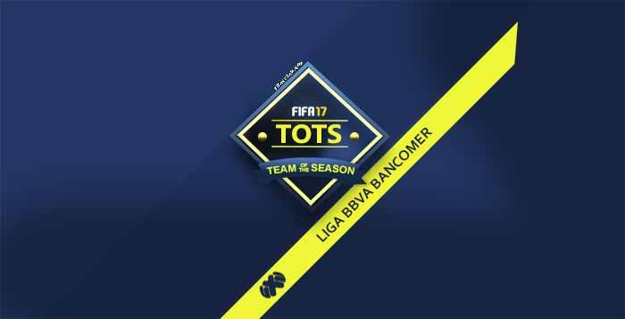 FIFA 17 Liga BBVA Bancomer Team of the Season