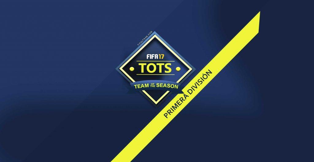 FIFA 17 Argentina Primera División Team of the Season