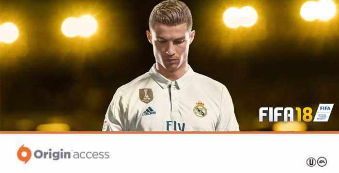 FIFA 18 Origin Access Guide - Early Access, Free Games & Discounts