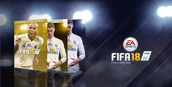 Buy FIFA 18 - Guide to Prices, Stores, Editions & Dates