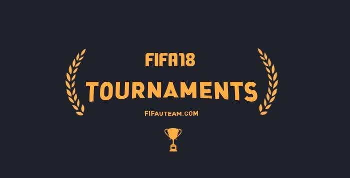 FIFA 18 Tournaments - All the FIFA 18 Ultimate Team Tournaments