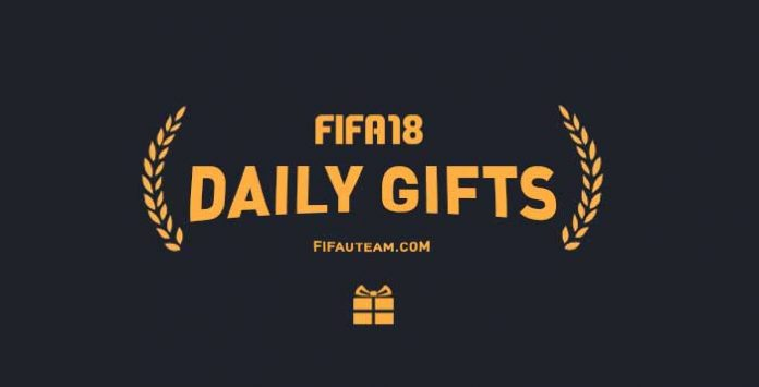 FIFA 18 Daily Gifts Guide for FIFA Ultimate Team