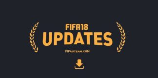 FIFA 18 Update History for Playstation, XBox and PC