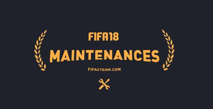FIFA 18 Maintenance Times - FIFA 18 Servers Status & FUT Downtimes