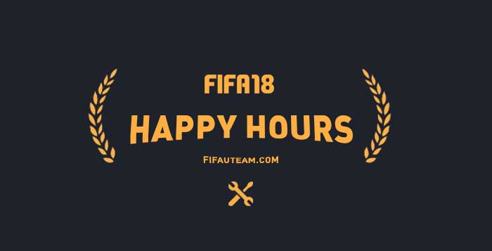 FIFA 18 Happy Hour Times and Promo Pack Offers List