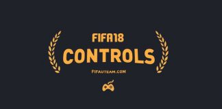 FIFA 18 Controls for Playstation, XBox, PC and Switch