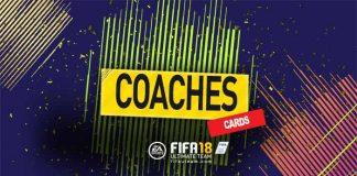 FIFA 18 Head Coaches and Goalkeeper Coaches Guide