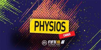 FIFA 18 Physio Coaches Cards Guide