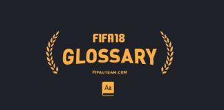FIFA 18 Glossary and Abbreviations