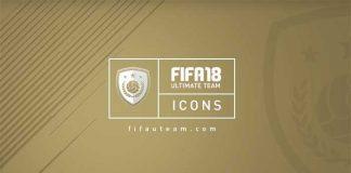 Ratings e Stats dos Ídolos de FIFA 18 Ultimate Team