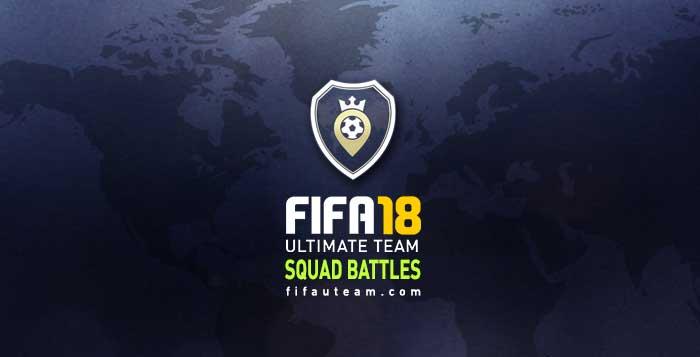 FIFA 18 Squad Battles Rewards for FIFA 18 Ultimate Team