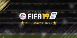 New FIFA 19 Leagues