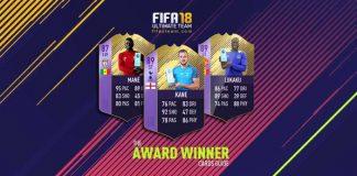 FIFA 18 Award Winner Cards Guide (POTM & POTY)