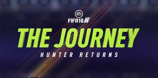 The Journey: Hunter Returns Brief Guide for FIFA 18