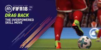 FIFA 18 Drag Back Tutorial - The Overpowered Skill Move