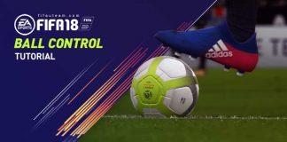 FIFA 18 Ball Control Tutorial