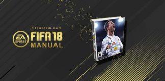 FIFA 18 Manual - Digital Game Manual Instructions