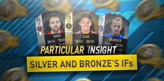 FIFA 18 Silver and Bronze's IFs Behavior