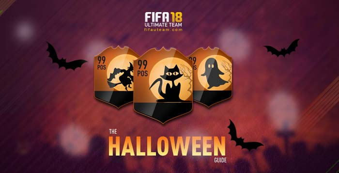 FIFA 18 Halloween Guide