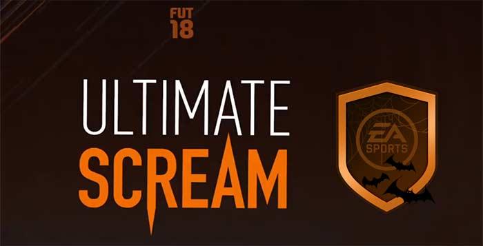 FIFA 18 Ultimate Scream Team Players