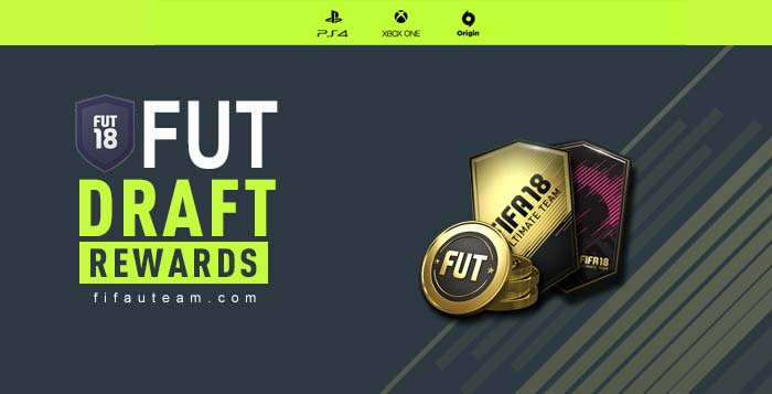FUT Draft Rewards for FIFA 18 Online and Single Player Modes