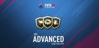 FIFA 18 Squad Building Challenges Rewards - Advanced SBCs